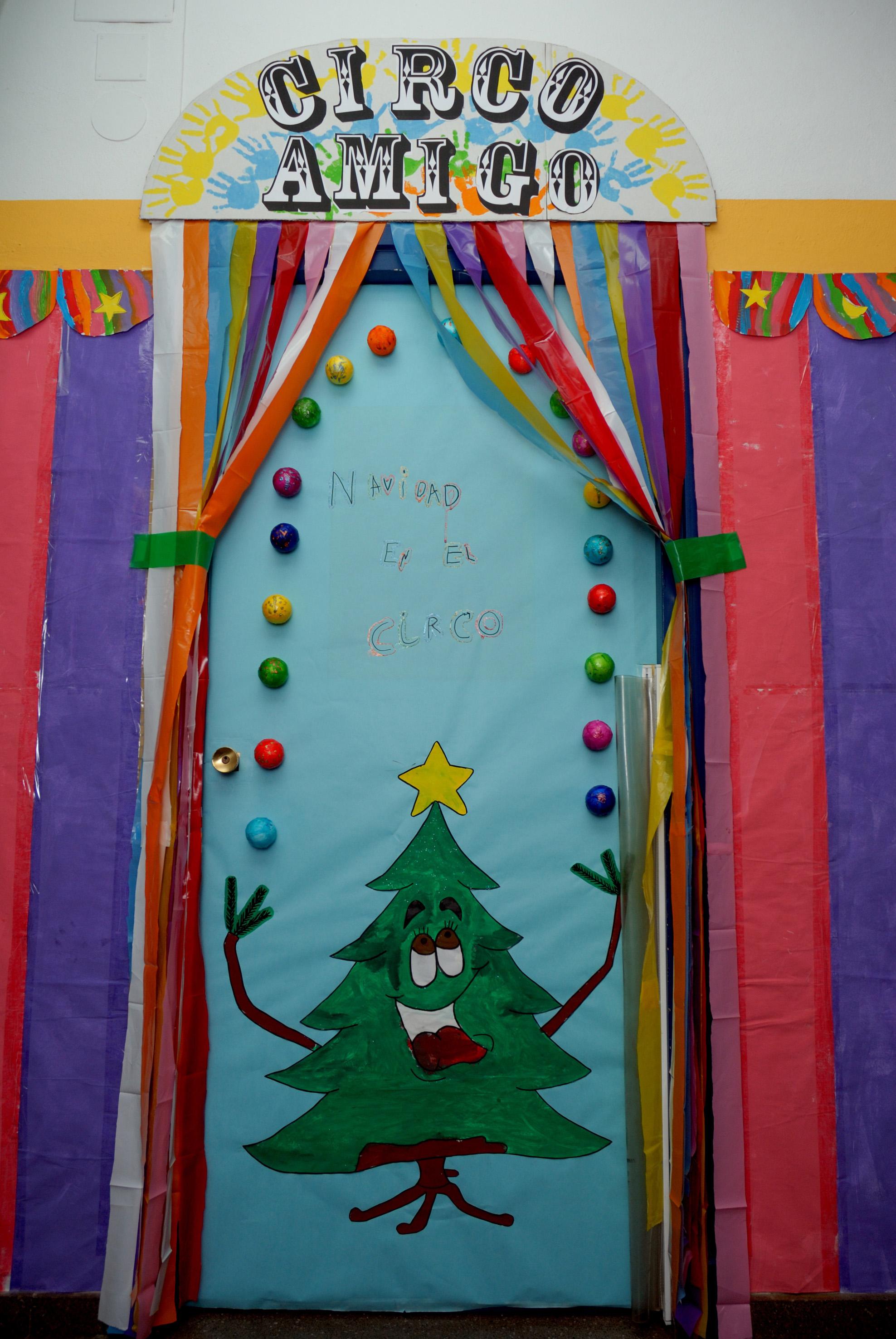 Apyma cp luis gil for Decoracion de aula para navidad