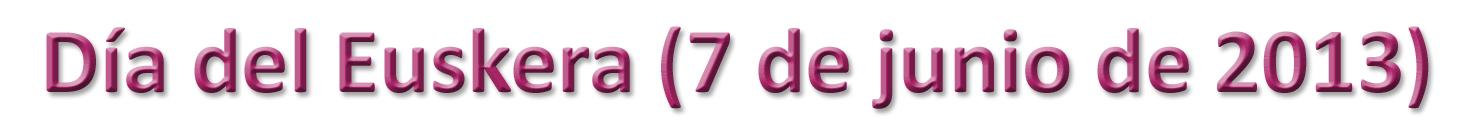 Blog Principal_Titles_Galería_12-13 Día del Euskera